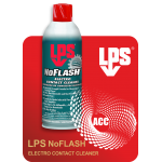 LPS NOFLASH ELECTRO CONTACT CLEANER