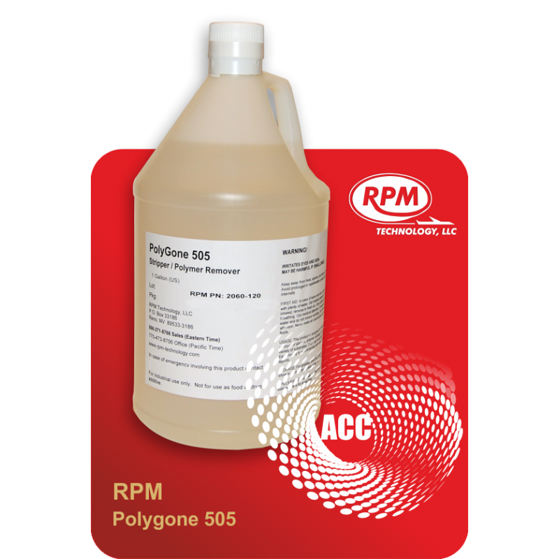 Polygone 505 Airchem Consumables