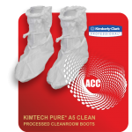 KIMTECH PURE* A5 CLEAN PROCESSED CLEANROOM BOOTS