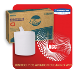 KIMTECH C3 AVIATION WIPES