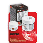 Devecon F ALUMINIUM PUTTY
