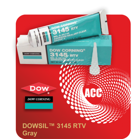 DOWSIL 3145 RTV Grey - AirChem Consumables