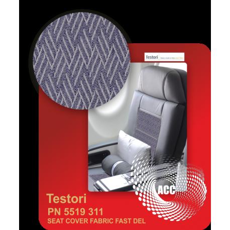 5519 311 SEAT COVER FABRIC FAST DEL