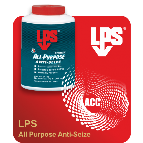 LPS All Purpose Anti-Seize (04110)