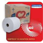 KIMTECH C2 AVIATION WIPES