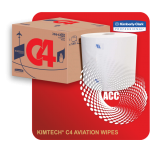 KIMTECH C4 AVIATION WIPES