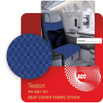 PN 5861 401 SEAT COVER FABRIC