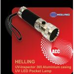 UV LED Pocket Lamp 365 AL